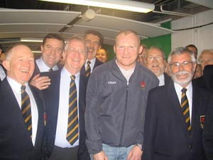 Neil Jenkins at the Millennium Stadium, 2007