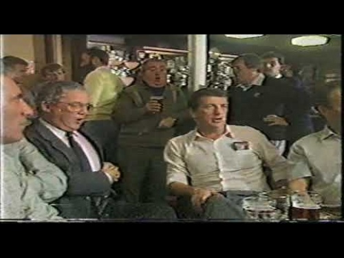 """Hen Wlad Fy Nhadau"" as performed on Match of the Day, 1988"
