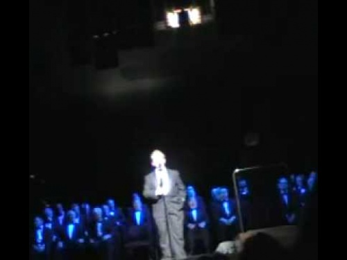 """Les Miserables"" live at the Sydney Opera House, 2009"