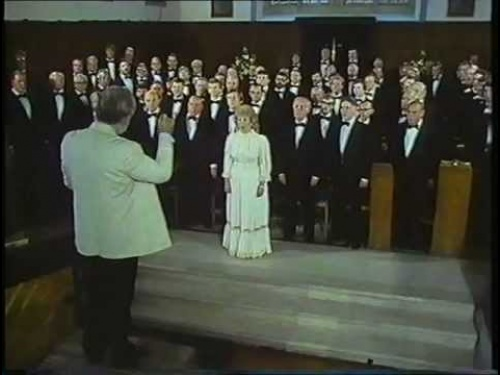 """Corau Mawr"" television show on the Treorchy Choir, 1986. Part 6"