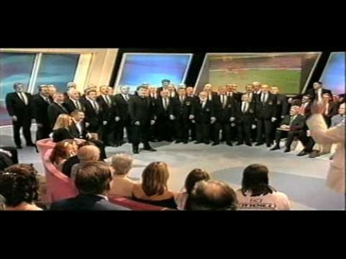 """Hen Wlad Fy Nhadau"" with Aled Jones. This Is Your Life, 2003"