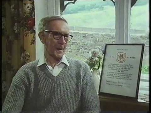 """Corau Mawr"" television show on the Treorchy Choir, 1986. Part 3"