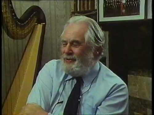 """Corau Mawr"" television show on the Treorchy Choir, 1986. Part 1"