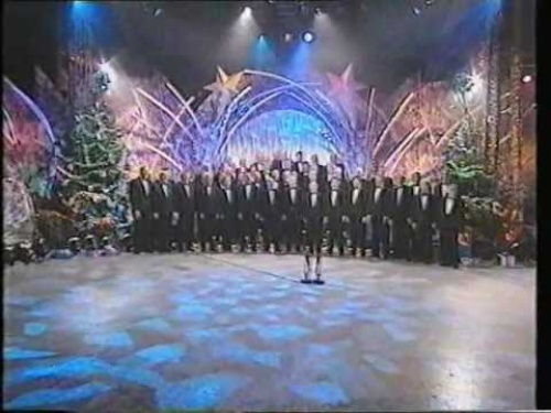 """Llanfair"" for S4C's ""Codi'r To"" at Margam Park, 1995"